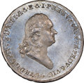 German States:Bavaria, German States: Bavaria. Karl Theodor Taler 1792-CD MS66 NGC,...