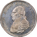 German States, German States: Saxony. Friedrich August I Taler 1822-IGS MS65Prooflike NGC,...
