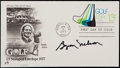 Golf Collectibles:Autographs, Byron Nelson Signed First Day Cover. ...