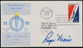 Baseball Collectibles:Others, Roger Maris Signed First Day Cover....