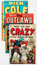 Golden Age (1938-1955):Miscellaneous, Golden to Early Silver Age Miscellaneous Comics Group of 37 (Various Publishers, 1950s) Condition: Average FN-.... (Total: 37 Comic Books)