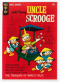Silver Age (1956-1969):Cartoon Character, Uncle Scrooge #64 (Gold Key, 1966) Condition: VF....
