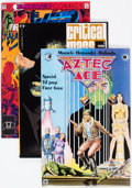 Modern Age (1980-Present):Miscellaneous, Comic Books - Assorted Modern Age Comics Box Lot (Various Publishers, 1980s) Condition: Average FN/VF....
