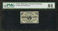Fractional Currency:Third Issue, Fr. 1226 3¢ Third Issue PMG Choice Uncirculated 64.. ...