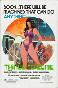 """Movie Posters:Sexploitation, Things to Come & Other Lot (Magus, 1976). One Sheets (2) (27"""" X 41""""). Sexploitation.. ... (Total: 2 Items)"""