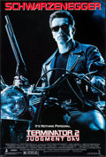 "Movie Posters:Science Fiction, Terminator 2: Judgment Day (Tri-Star, 1991). One Sheet (26.75"" X39.5"") DS. Science Fiction.. ..."