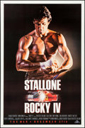 """Movie Posters:Sports, Rocky IV & Other Lot (MGM/UA, 1985). One Sheets (2) (27"""" X 41"""") Advance. Sports.. ... (Total: 2 Items)"""