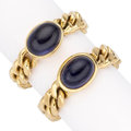 Estate Jewelry:Rings, Iolite, Gold Rings. . ...
