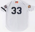 Baseball Collectibles:Uniforms, Alfonso Soriano Signed New York Yankees Jersey. ...