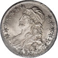 Bust Half Dollars: , 1811 50C Small 8 MS62 NGC. O-111, R.1. There is a die defect belowLiberty's ear, and IT in UNITED (on the reverse) are joi...