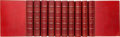 Books:Fine Bindings & Library Sets, Walt Whitman. The Complete Writings of Walt Whitman. NewYork and London: G. P. Putnam's Sons, 1902. Paumanok ed... (Total:10 Items)