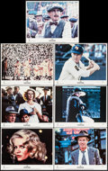 "Movie Posters:Sports, The Natural (Tri-Star, 1984). Lobby Cards (7) (11"" X 14""). Sports.. ... (Total: 7 Items)"