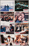 """Movie Posters:Science Fiction, WarGames (MGM/UA, 1983). Lobby Card Set of 8 (11"""" X 14""""). Science Fiction.. ... (Total: 8 Items)"""