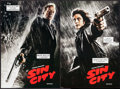"""Movie Posters:Crime, Sin City (Dimension, 2005). Mini Posters (41) (13.5"""" X 20"""")Hartigan, Jackie Boy, & Gail Styles. Crime.. ... (Total: 41Items)"""