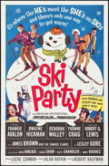 "Movie Posters:Comedy, Ski Party (American International, 1965). One Sheet (27"" X 41""). Comedy.. ..."