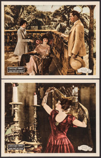 "Something Different (Realart, 1920). Lobby Cards (2) (11"" X 14""). Drama. ... (Total: 2 Items)"
