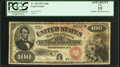 Large Size:Legal Tender Notes, Fr. 169 $100 1875 Legal Tender PCGS Apparent Fine 15.. ...