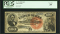 Large Size:Legal Tender Notes, Fr. 176 $100 1880 Legal Tender PCGS Very Fine 20.. ...