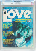Magazines:Romance, Gothic Tales of Love #1 (Marvel, 1975) CGC NM 9.4 Off-white to white pages....