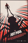 "Movie Posters:Science Fiction, Ant-Man (Walt Disney Studios, 2015). AMC IMAX Exclusive Poster (11""X 17""). Science Fiction.. ..."
