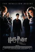 """Movie Posters:Fantasy, Harry Potter and the Order of the Phoenix (Warner Brothers, 2007).One Sheet (27"""" X 40"""") DS Advance. Fantasy.. ..."""