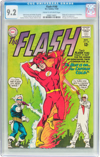 The Flash #140 (DC, 1963) CGC NM- 9.2 Cream to off-white pages