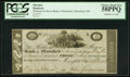 Obsoletes By State:Ohio, Mansfield, OH- Richland & Huron Bank of Mansfield $3 Dec. 24,1816. ...