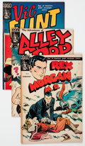 Golden Age (1938-1955):Miscellaneous, Argo Golden Age Group of 6 (Argo Publishing, 1950s) Condition: Average VF.... (Total: 6 Comic Books)