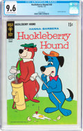 Bronze Age (1970-1979):Cartoon Character, Huckleberry Hound #40 (Gold Key, 1970) CGC NM+ 9.6 Off-white towhite pages....