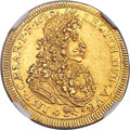 German States:Augsburg, German States: Augsburg. Free City gold Ducat 1689 MS62 NGC,...