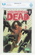 Modern Age (1980-Present):Horror, The Walking Dead #31 (Image, 2006) CBCS NM/MT 9.8 White pages....