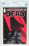 Modern Age (1980-Present):Horror, The Walking Dead #33 (Image, 2006) CBCS NM/MT 9.8 White pages....