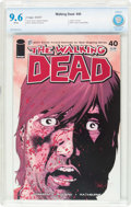 Modern Age (1980-Present):Horror, The Walking Dead #40 (Image, 2007) CBCS NM+ 9.6 White pages....