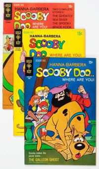 Scooby Doo #2-30 Group (Gold Key, 1970-75) Condition: Average VG/FN.... (Total: 29 Comic Books)