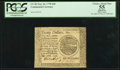 Colonial Notes, Continental Currency September 26, 1778 $20 PCGS Apparent Choice About New 55.. ...