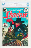 Bronze Age (1970-1979):Miscellaneous, The Shadow #1 (DC, 1973) CBCS NM+ 9.6 Off-white to white pages....
