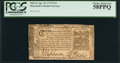 Colonial Notes:Maryland, Maryland April 10, 1774 $1/6 PCGS Choice About New 58PPQ.. ...