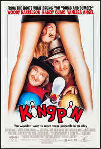 """Kingpin (MGM, 1996). One Sheets (30) Identical (27"""" X 39.75"""") SS. Comedy. ... (Total: 30 Items)"""