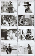 """Movie Posters:Western, Pale Rider (Warner Brothers, 1985). Photos (18) (8"""" X 10"""") & Color Sides (13) (2"""" X 2"""" in Holder). Western.. ... (Total: 31 Items)"""