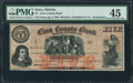 Obsoletes By State:Iowa, Marion, IA- Linn County Bank of Winslow, Stephens & Co. $5 Apr.5, 1861 Haxby UNL Oakes 93-3. ...