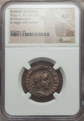 Ancients:Roman Provincial , Ancients: SYRIA. Antioch. Philip II (AD 247-249). BI tetradrachm.NGC AU....