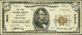 National Bank Notes:Pennsylvania, Jessup, PA - $5 1929 Ty. 2 The First NB Ch. # 9600. ...