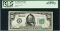 Small Size:Federal Reserve Notes, Fr. 2100-B $50 1928 Federal Reserve Note. PCGS Gem New 65PPQ.. ...