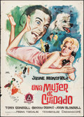 "Movie Posters:Comedy, Will Success Spoil Rock Hunter? (Delta Films, 1964). First Release Spanish One Sheet (27.5"" X 39.25""). Comedy.. ..."