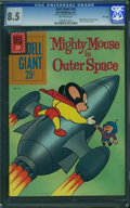 Silver Age (1956-1969):Cartoon Character, Dell Giant #43 - File Copy - From the Random House Archives (Dell, 1961) CGC VF+ 8.5 Off-white pages.