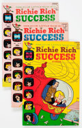 Silver Age (1956-1969):Humor, Richie Rich Success Stories File Copies Long Box Group (Harvey, 1966-82) Condition: Average VF/NM....