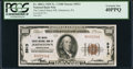 National Bank Notes:Pennsylvania, Johnstown, PA - $100 1929 Ty. 1 The United States NB Ch. # 5913. ...