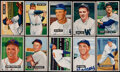 Baseball Cards:Lots, 1951 Bowman Baseball Starter Set (36) With Nellie Fox Rookie. ...