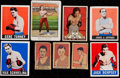 Boxing Cards:General, 1910's - 1950's Boxing Card Collection (60+). ...
