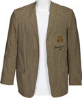 Boxing Collectibles:Memorabilia, 1960 Cassius Clay (Muhammad Ali) USA Olympic Team Blazer Worn inRome....